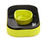 Wildo Camp-A-Box Duo Light - Equipamiento para cocinas de camping - amarillo